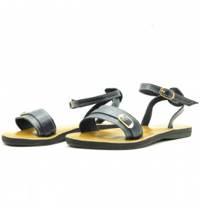 Mengisitu _ Leather Upper Stylish Women's Sandal shoe
