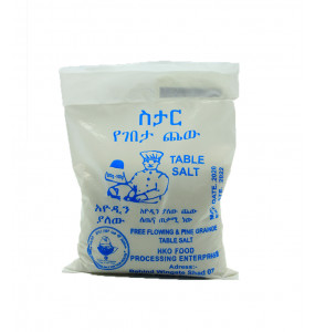 Star Iodized Table Salt (600 g)