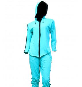 Markon Women's Sport Hoodie Sweatsuit Tracksuit Set