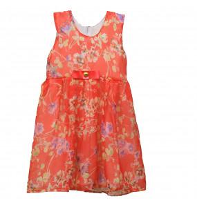 Markon  Sleeveless Kids Dress