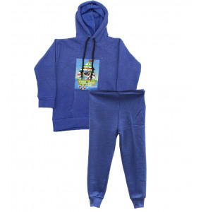 Markon Unisex kids Tracksuit Hooded Top & Bottom set (5-8 years)