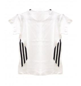 Markon Adult Coton Short Sleeve Crew Neck T-Shirt
