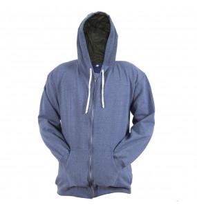 Markon Men's Full-Zip Hoodie Sweatshirt