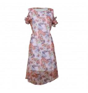 Markom Women's Short Sleeve Dress