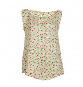 Markon Fashion Sleeveless Women T -Shirt
