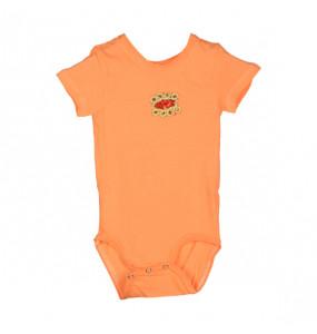 Markon Short-Sleeve Infant Baby Boy/ Girl Bodysuit