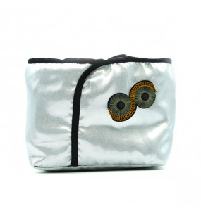 Markon stain silk Cosmetic Bag