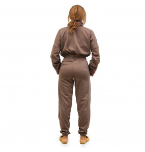 Markon_ Track Suit Casual Top and Bottom Top