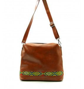 Minaleshewa_ Genuine Leather Women's Shoulder Bag