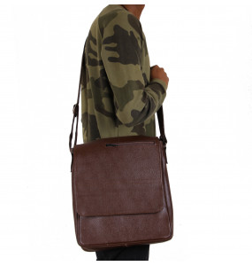 Minaleshewa_  Genuine Leather Laptop Bag
