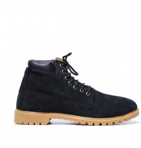 Minalshawa _ Men's Genuine Leather Short Boots
