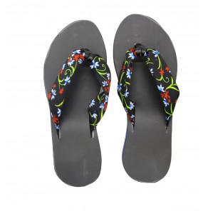 Eyerusalem_Women's Textile Lining Sandel Shoe