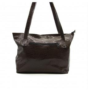 Eyrusalem_ Women's Genuine Leather Shoulder Bag