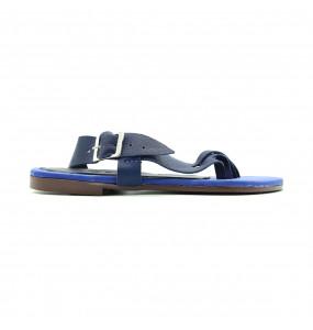 Senayit_ Leather Top Special Design Women's Sandal