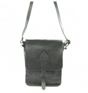 Tiru  Unisex Genuine Leather Shoulder Bag