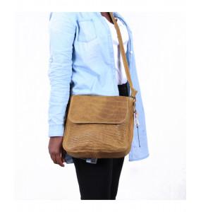 Tiru Women's Genuine Leather Shoulder Bag