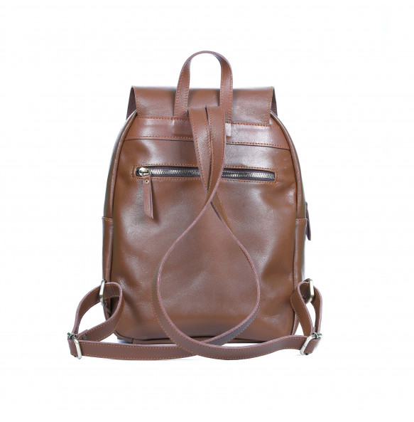 Tiru Women's Genuine Leather Backpack