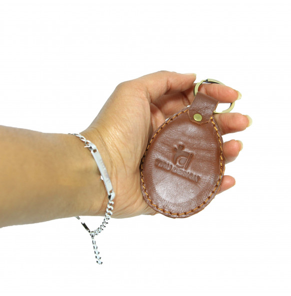 Tiru Leather Key Chain