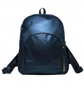 Tiru Unisex Genuine Leather Stylish backpack