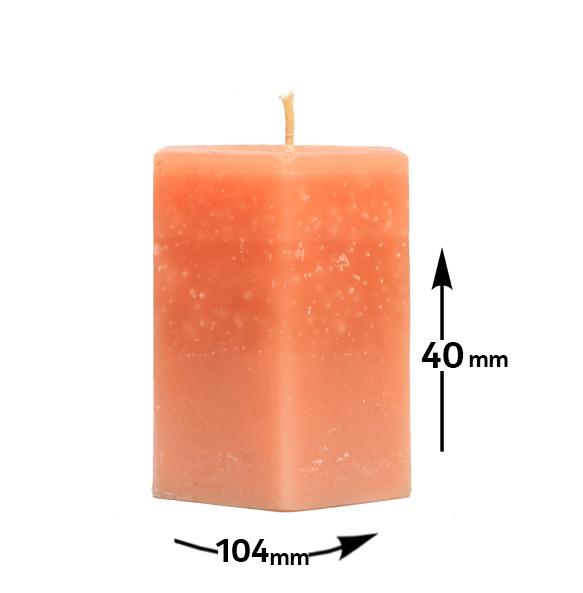 Godada_ Hexagonal Shaped Scented Candle