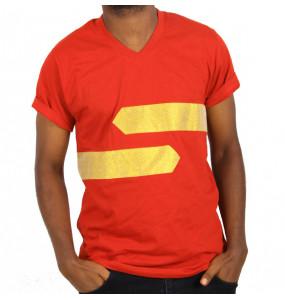 Alemu_ Unisex Short Sleeve Cotton  T-Shirt