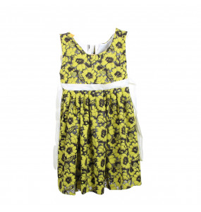 Rahel _ Cute Sleeveless kids Dress
