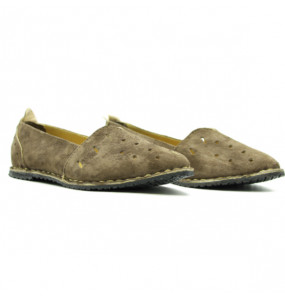 Rama Woman's  Fashion Flat leather Shoe