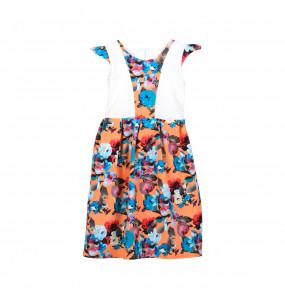 NANI Sleeveless,round Neck Kids Dress