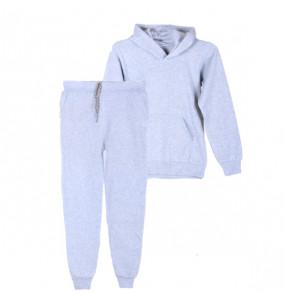 Serkalem_ Unisex tow piece Long Sleeve Hooded jacket & Pant Set