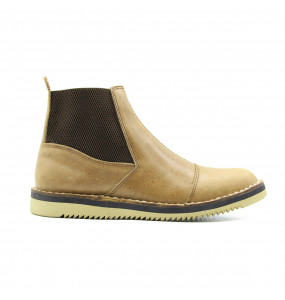 Getnet_ Genuine Leather Men's Boots