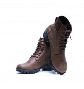Derje _women's Genuine Leather Short Boots