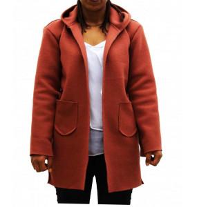 Aklilu_ 100% Cotton Women's Jacket