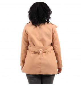 Aklilu _ Trench Women's Jacket