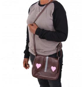 Amare_ Women's Shoulder Bag 20x24 cm
