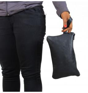 Meskerem_  Leather Cosmetics Bag
