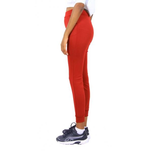 Meskerem_ Women's Stretch High Waist Pants