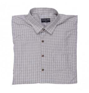 Sultan_ Men's Long Sleeve Causal Button Front Shirt