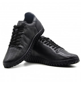 Tsege_ Genuine Leather Men's Shoe