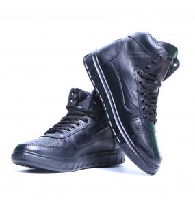 Suma Men's Genuine Leather Short Boots