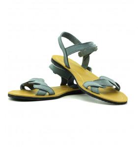 Misrak_ Genuine Leather Women's Open Shoe