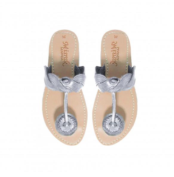 Misrak_ Leather Open Shoe