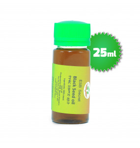 ESB 100% Pure Black Seed oil