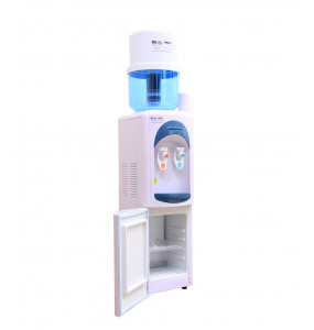 Waryt Normal Water Purifier and Dispenser- Hot and Cold with Mini Refrigerator
