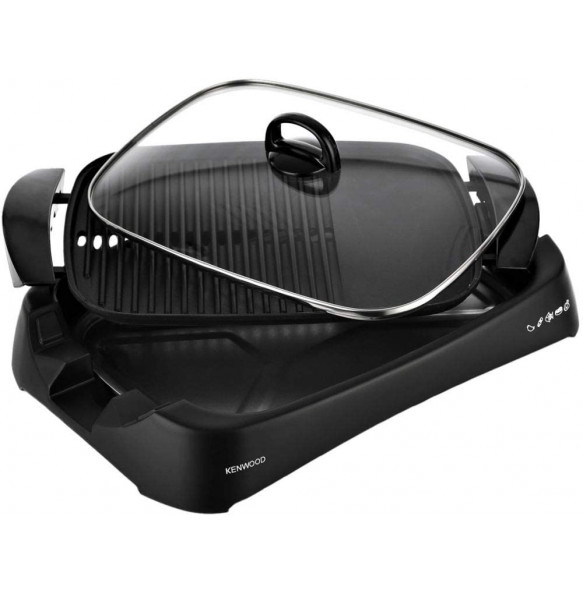 Kenwood Electric Health Grill  Black, HG230