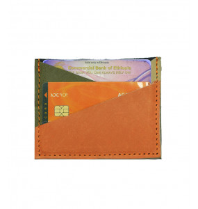 CABANA Genuine Leather ATM Wallet