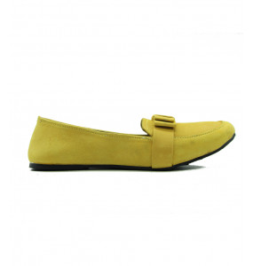 BANA  Genuine Leather Women's Flat  Shoe