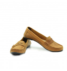 BANA  pure Leather Women' Slip-on Shoe
