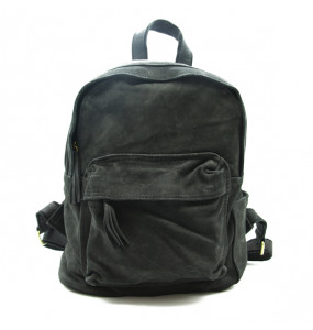 Kabana 100% Genuine Leather Unisex School Backpack