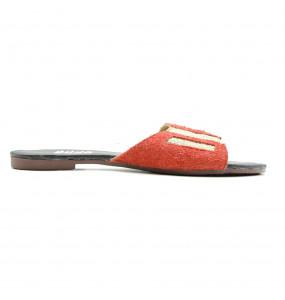 Bana Women's Genuine Leather Open Shoe