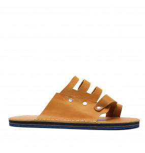 Bana Genuine Leather Men's Sandal Shoes